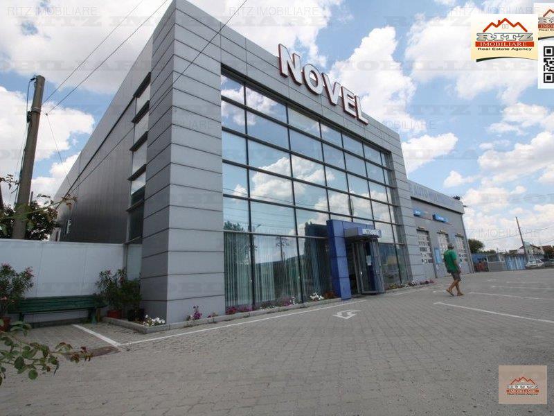Comision 0%  Spatiu industrial de vanzare zona Cireasov S=1170 mp