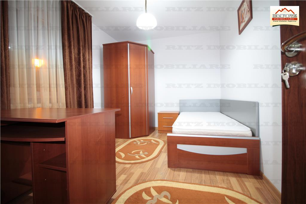 NOU ! Ap.3 camere mobilat si utilat modern zona Spital .