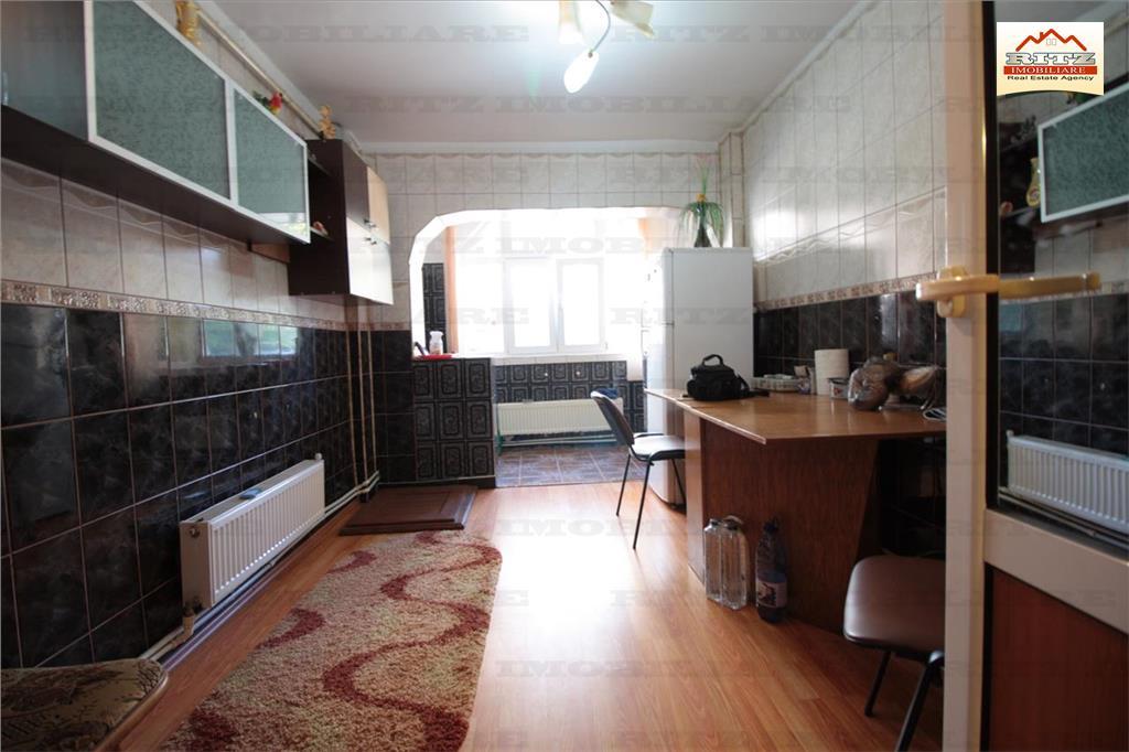 NOU!!! Apartament 3 cam., ideal birouri/cabinete,Zona. Ec. Teodoroiu!!