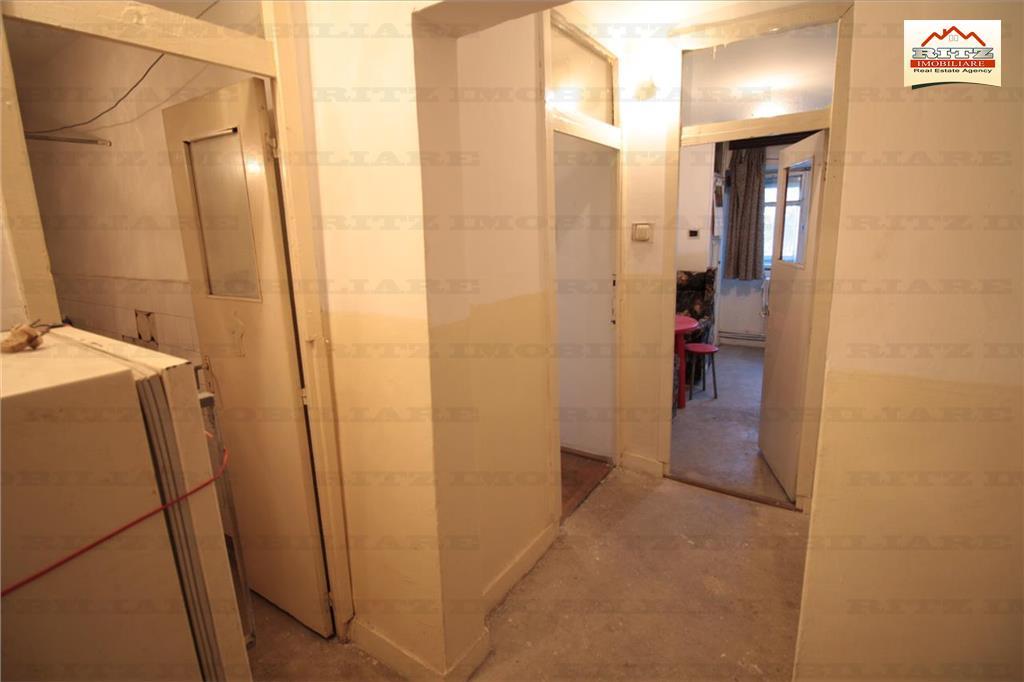 NOU!!! Apartament 2 camere, decomandat, 60 mp, et. 1, zona Kaufland!
