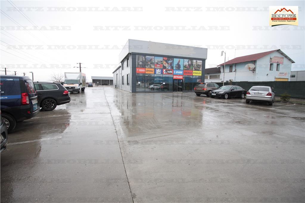 SHOW ROOM,HALE,TEREN industrial zona DE 574