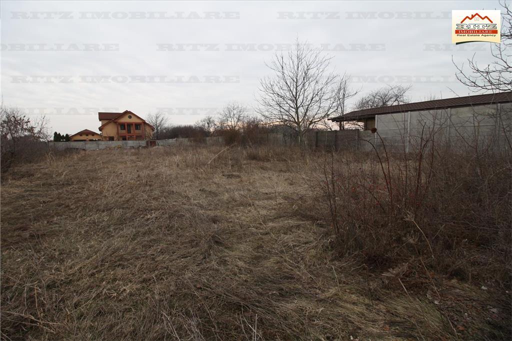 NOU! Teren zona rezidentiala,ideal constructii case, str.Plevnei