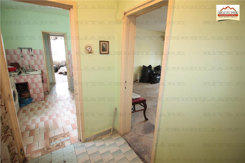 Oferta atractiva ! 3 camere et.3, Zona Primaverii ! COMISION 0%