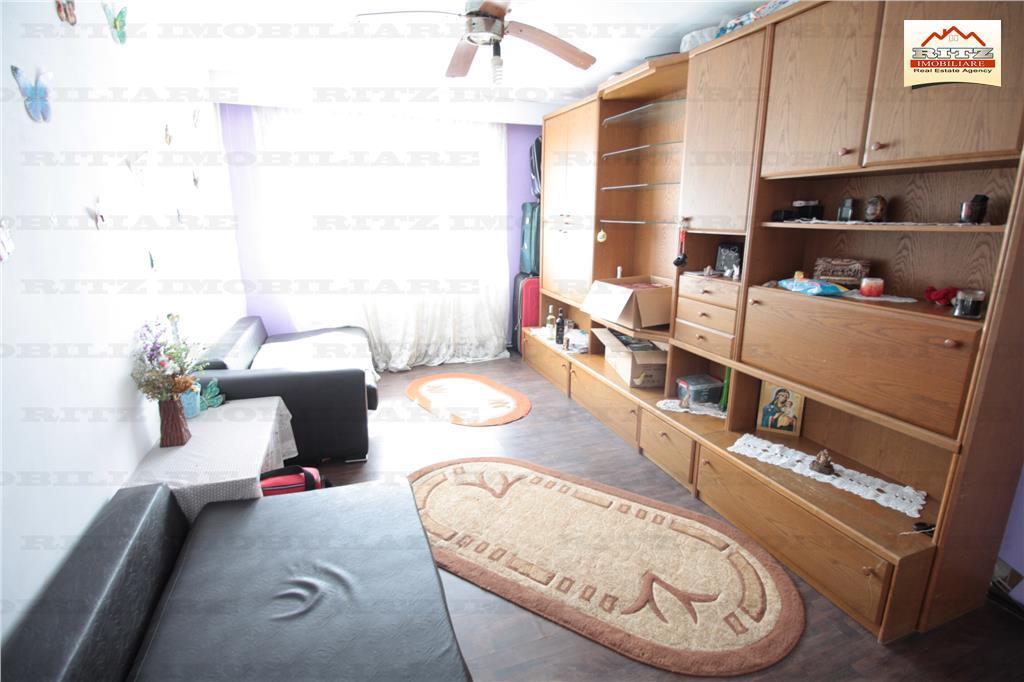 NOU! Ap 3 cam., decomandat , zona Kaufland Steaua, 58500 euro